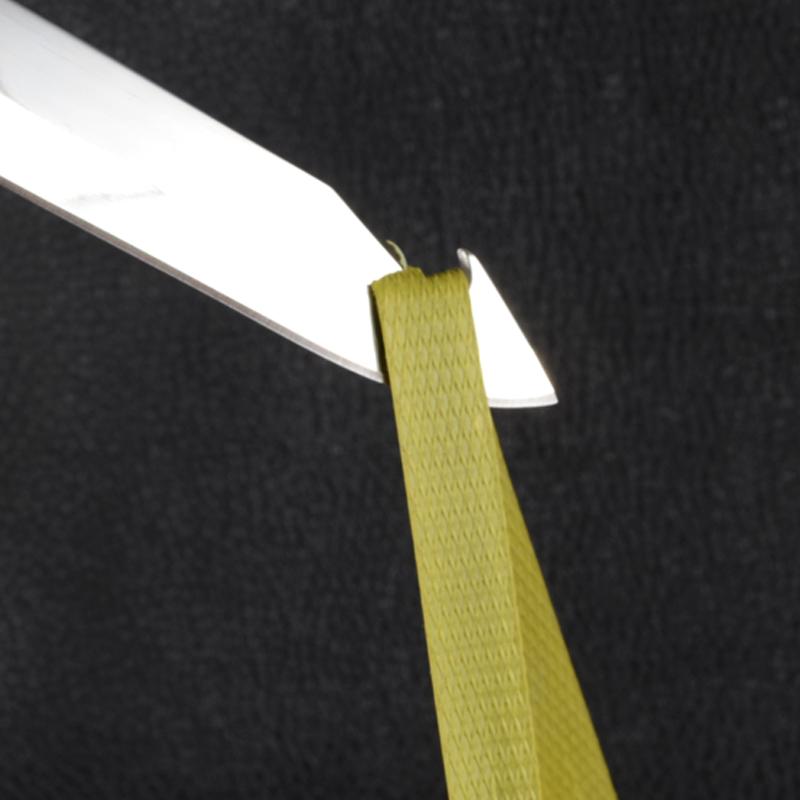 Нож TEKUT Orion HK5039 (длина: 23cm, лезвие: 9.5cm), стропорез