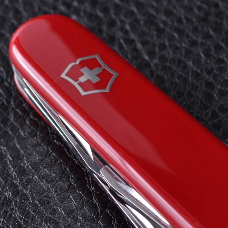 Нож складной, мультитул Victorinox Camper (91мм, 13 функций) 1.3613