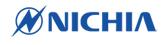 Логотип Nichia