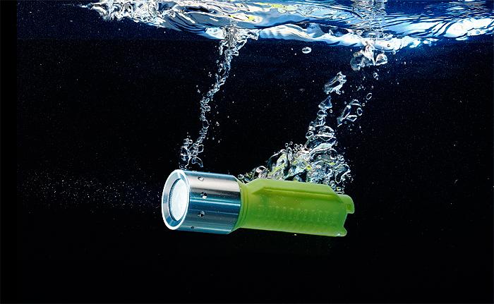Как выбрать подводный фонарик?