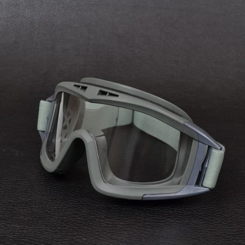 Очки тактические STR-62, оправа олива - 2