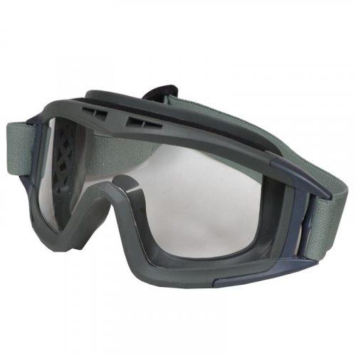 Очки тактические STR-62, оправа олива - 1
