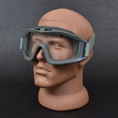 Очки тактические STR-62, оправа олива - 6